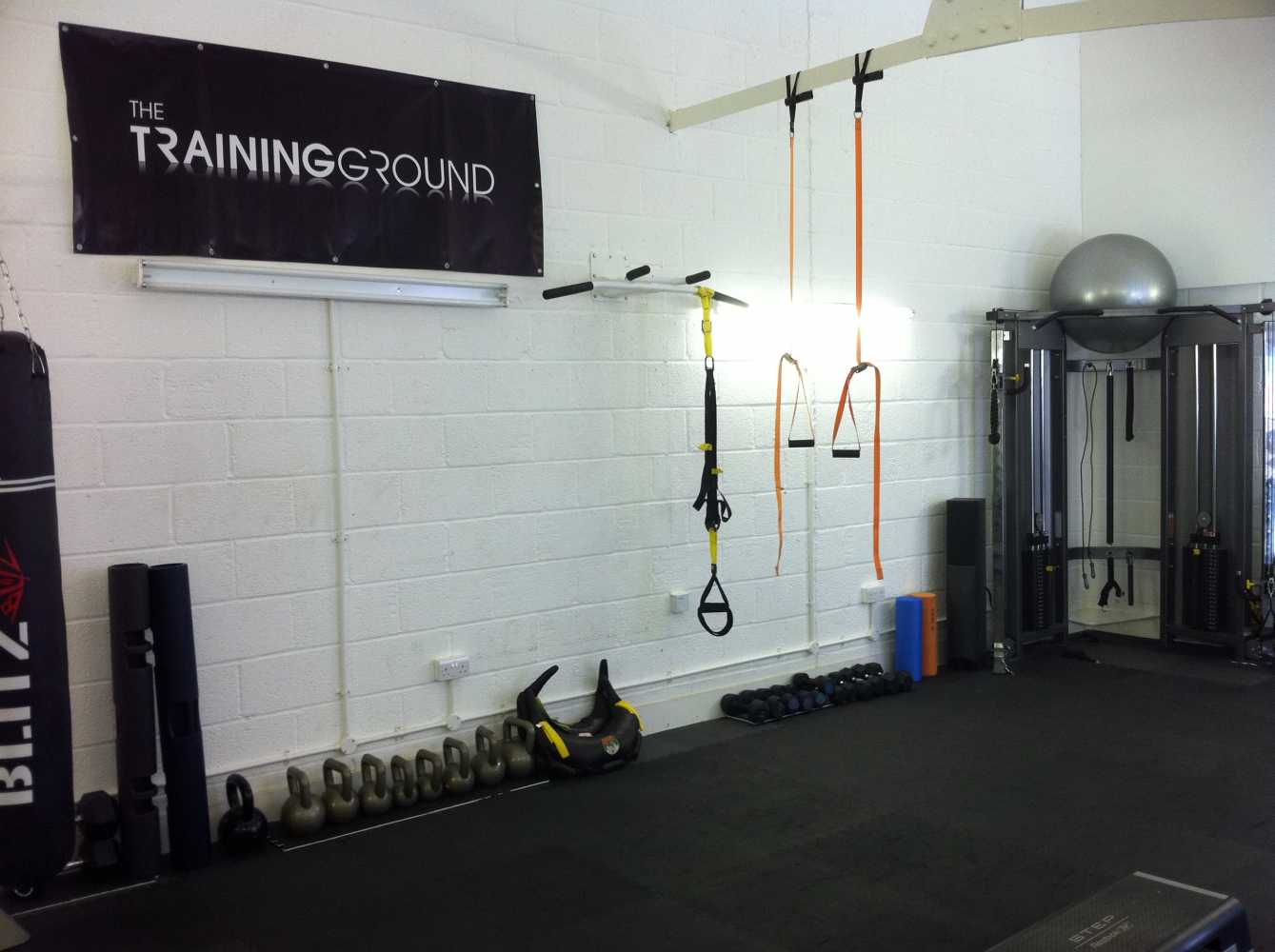 Private Gym near Wimbledon in SW19